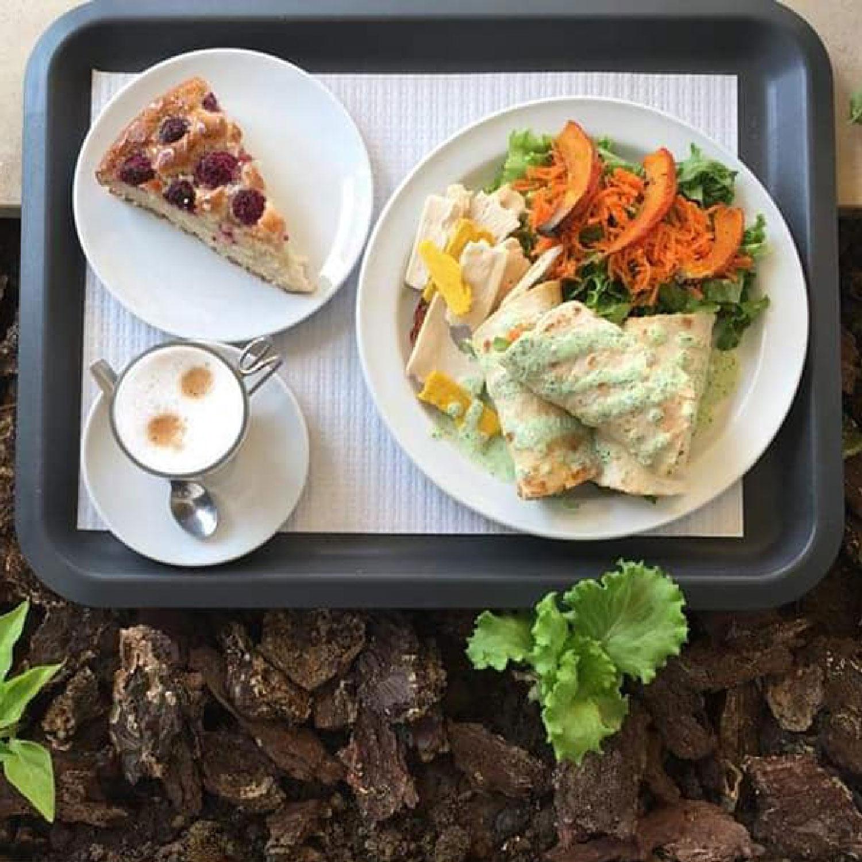 Almoço Biológico para dois na Biofrade