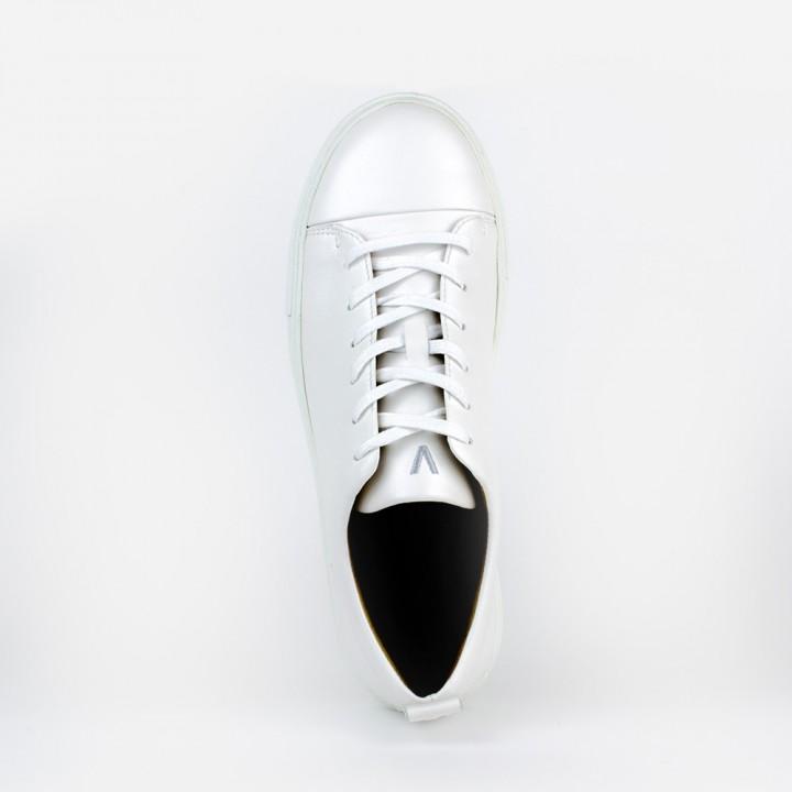 Verney sneakers Vanille