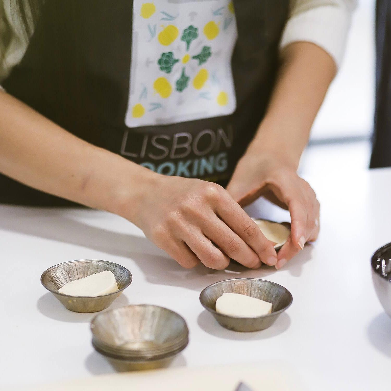 Workshop Online de Pastel de Nata Vegan