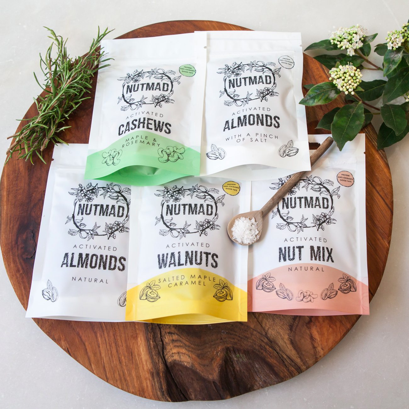 Nutmad Healthy snack box