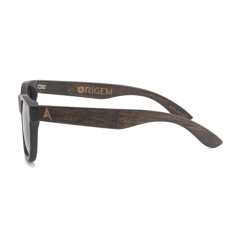 Óculos de sol Origem Madidi castanhos