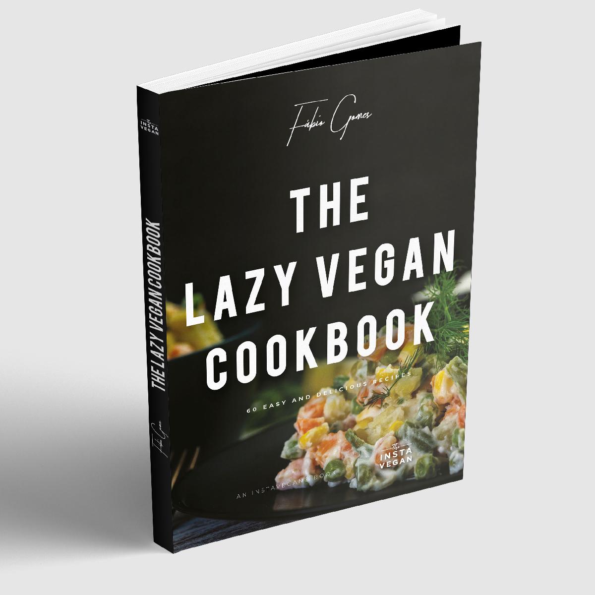 The Lazy Vegan Cookbook