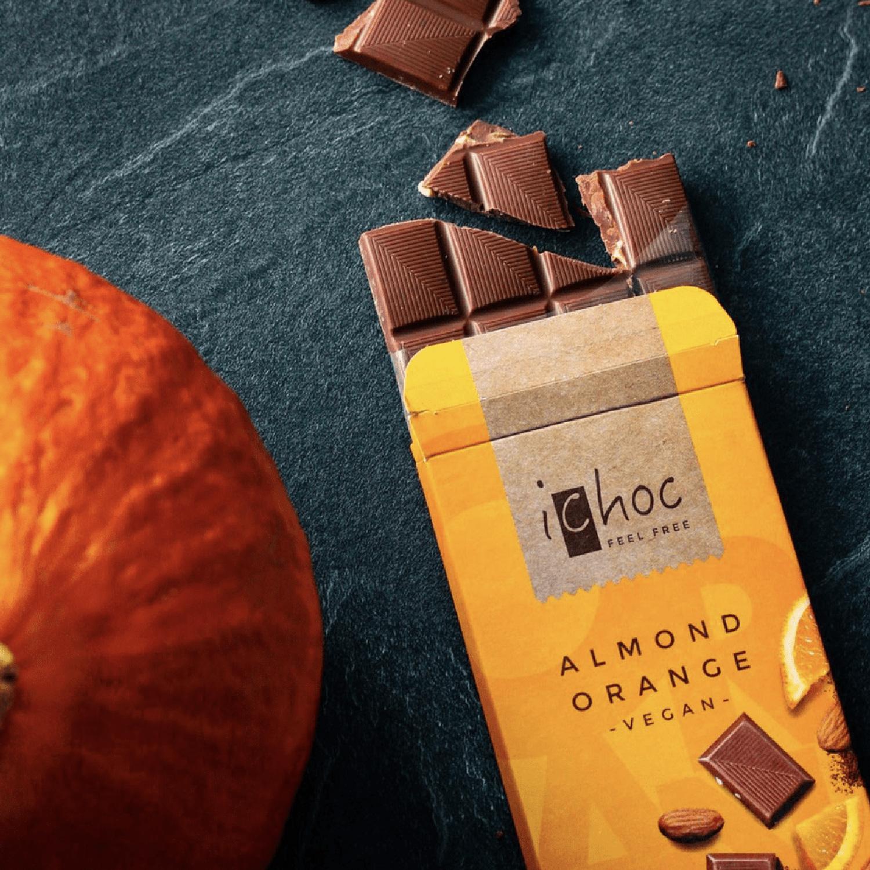 Ichoc Chocolate Vegan - Pack 6 sabores