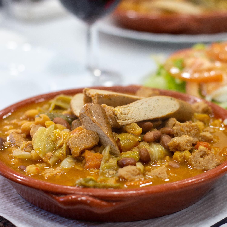 Cachupa Cabo-Verdiana Vegan para 2