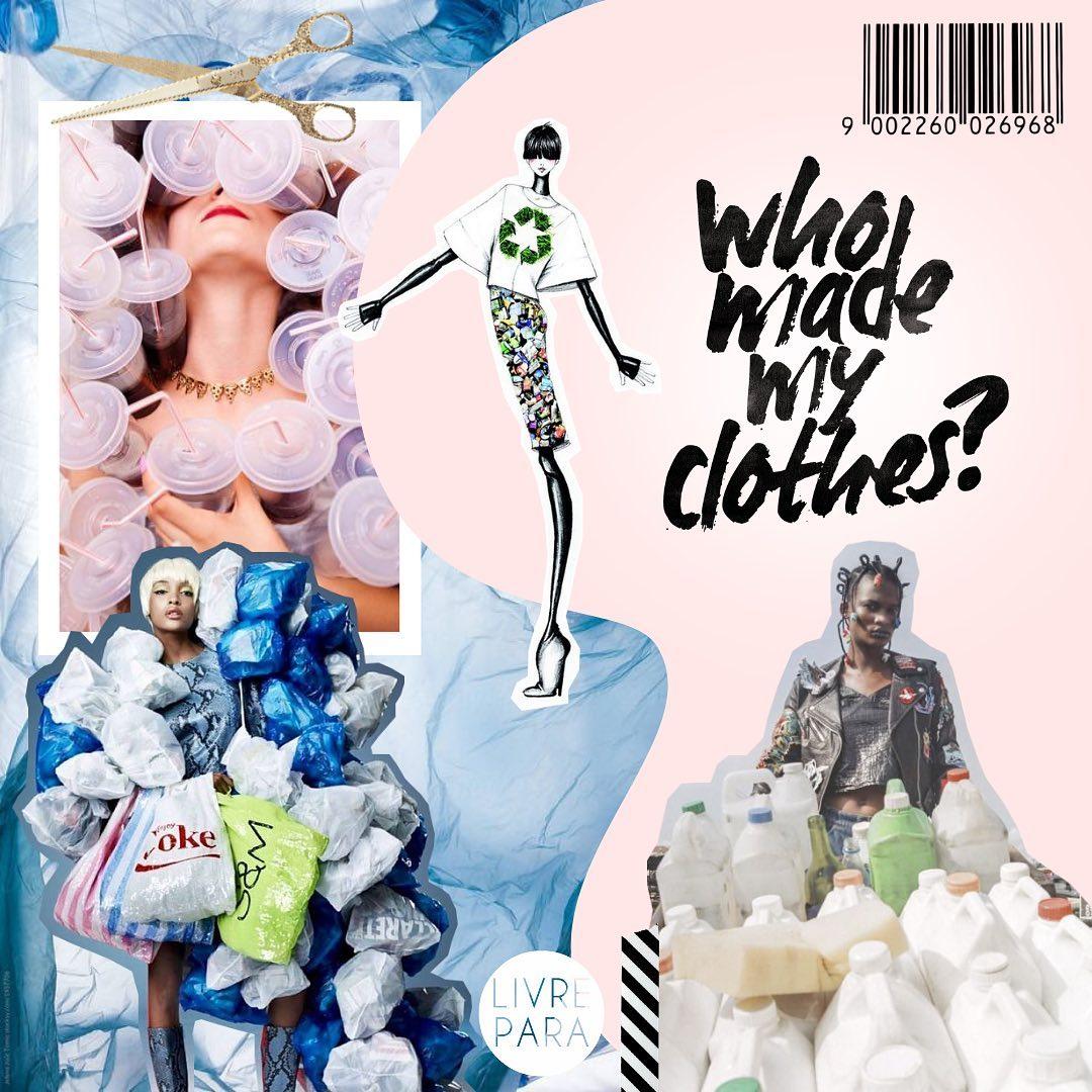 A tendência é a moda responsável